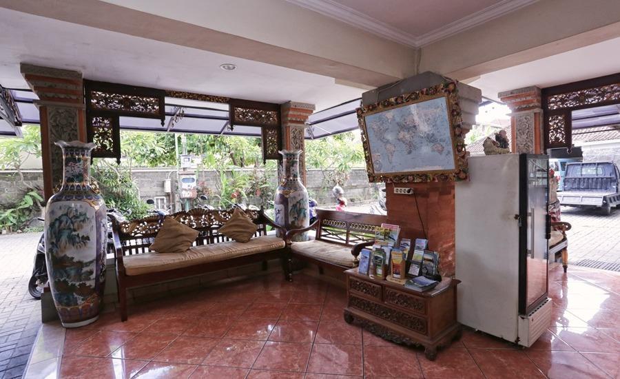 RedDoorz @Legian Street Bali - Interior