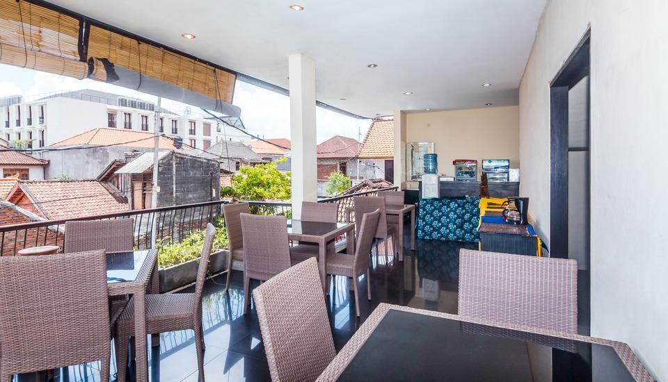 ZenRooms Legian Gang Cempaka Bali - Restoran