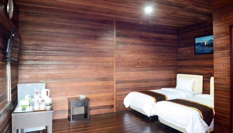 Villa Lemon Bandung - Deluxe Room