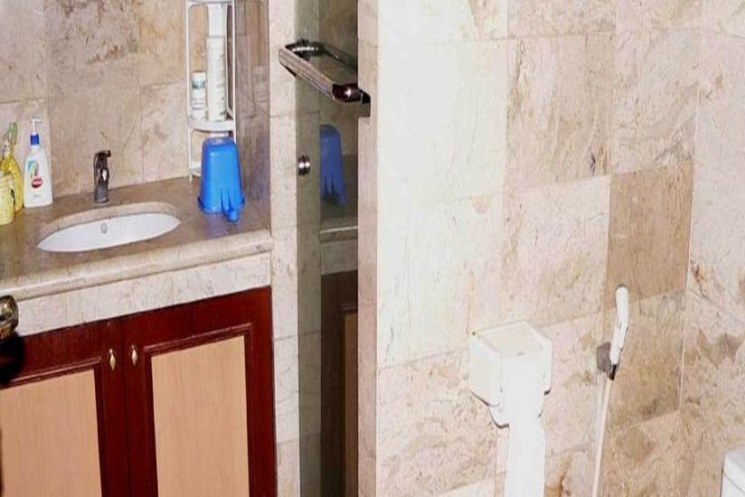 Mulyasari Guest House Syariah Bandung - Kamar mandi