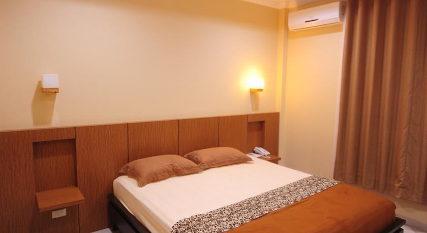 Lembasung Hotel Tarakan - room