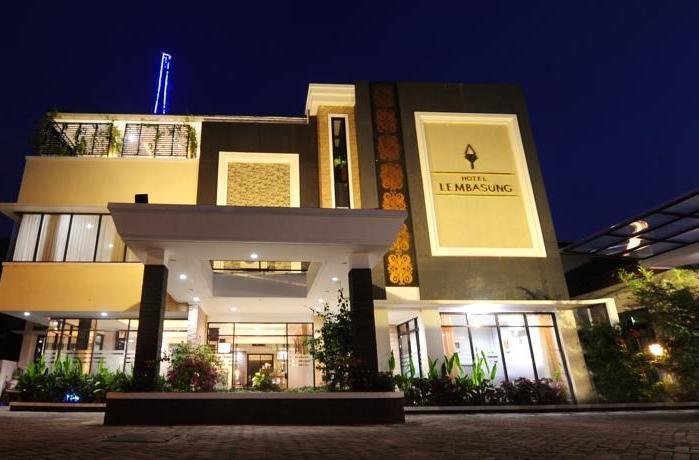 Lembasung Boutique Hotel Tarakan - view
