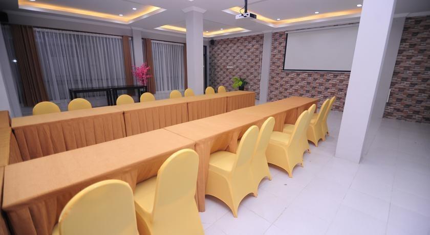 Lembasung Boutique Hotel Tarakan - ruang meeting