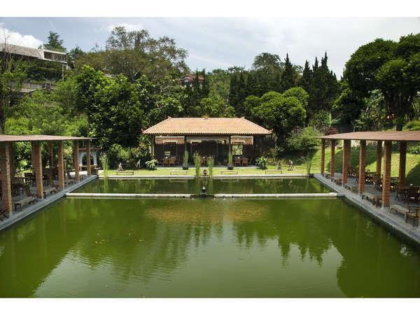The Cipaku Garden Hotel Bandung - Fishing Pond