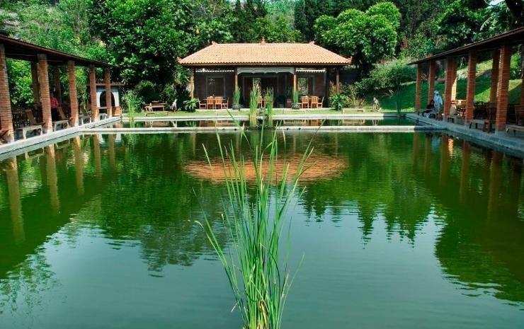The Cipaku Garden Hotel Bandung -