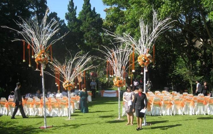 The Cipaku Garden Hotel Bandung - Weeding Event