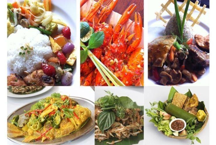 The Cipaku Garden Hotel Bandung - Meals