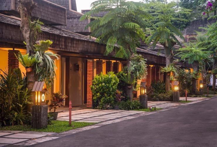 The Cipaku Garden Hotel Bandung - Exterior