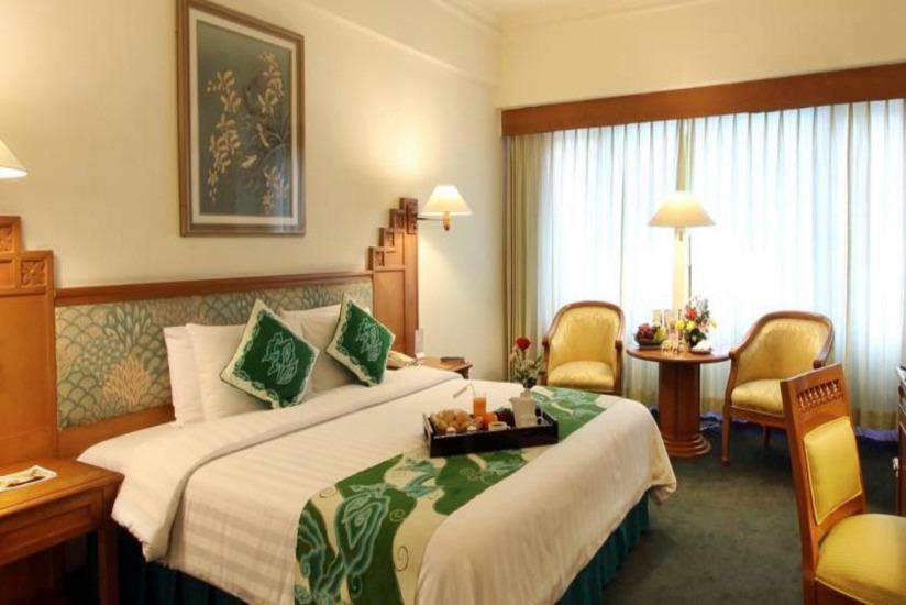 Hotel Sahid Jaya Lippo Cikarang - Kamar tamu