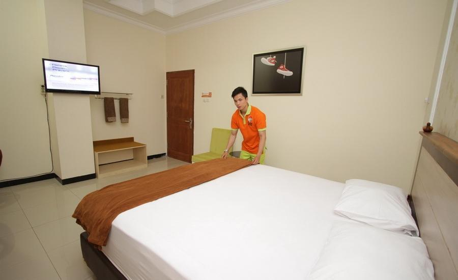 Pondok Cabin Yogyakarta - Kamar tidur