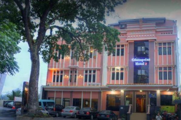 Hotel Cihampelas 2 Bandung - Building