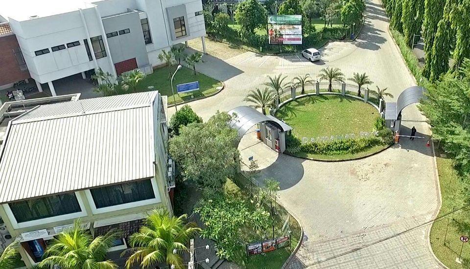 Ole Suites Hotel Bogor - Pintu masuk