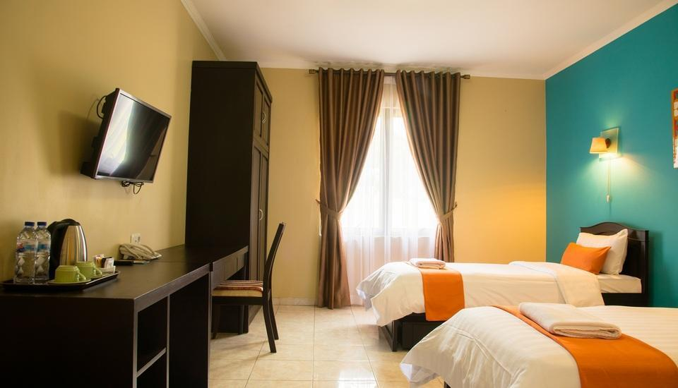 Ole Suites Hotel Bogor - Standard Room Only Regular Plan