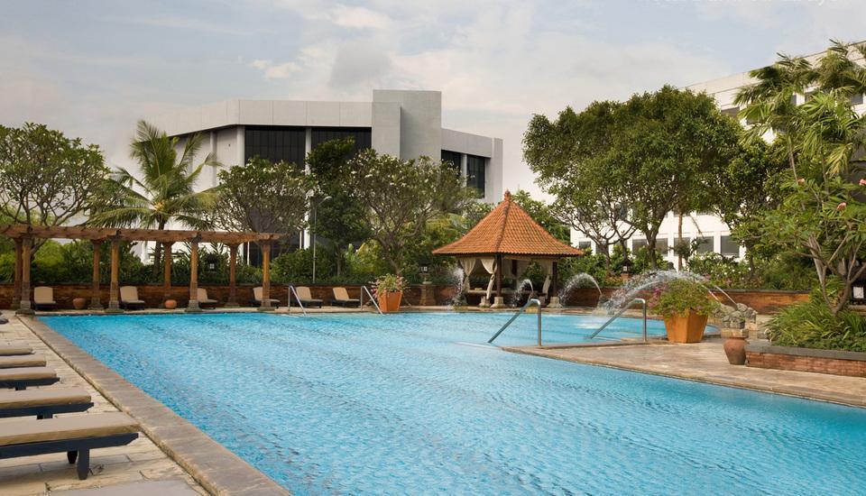 Bumi Surabaya City Resort Surabaya - Pool1