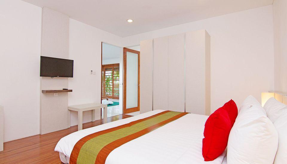 ZEN Villa Umalas Kerobokan - Tempat Tidur Double