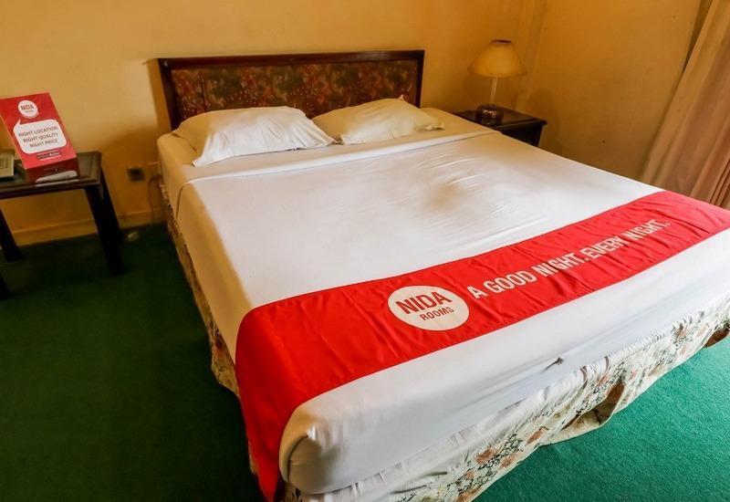 NIDA Rooms Pajajaran Ciawi Istana Bogor - Kamar tamu