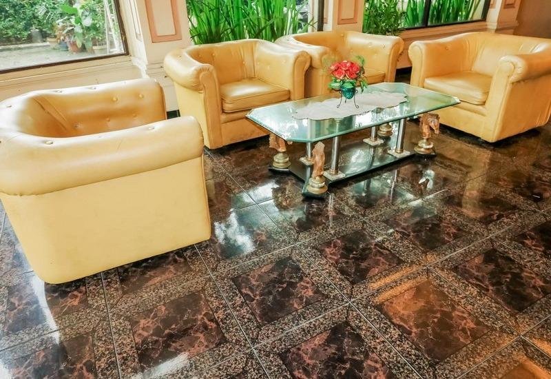 NIDA Rooms Pajajaran Ciawi Istana Bogor - Ruang tamu