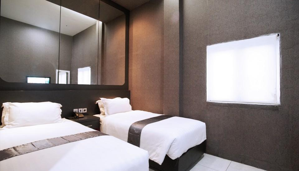 Hotel Candi Medan - Superior Twin Room Only Stay 2 Night 46%
