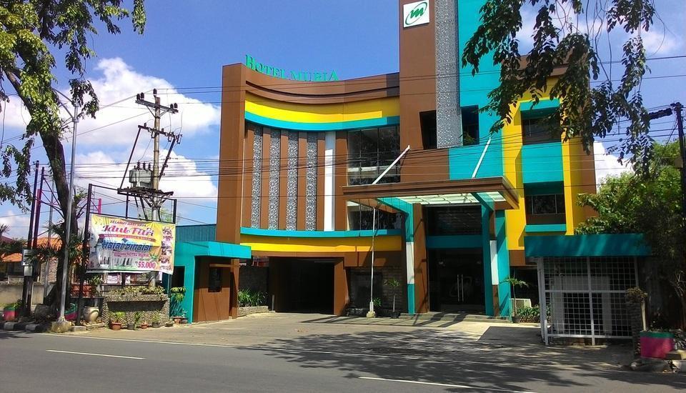 Muria Hotel Semarang - Tampak depan