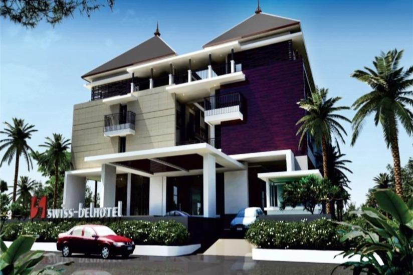 Swiss-Belhotel  Sorong - Tampilan Luar Hotel