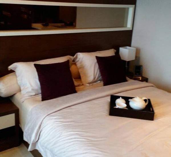 Marzeta Hotel Apartment Bekasi - badroom utama