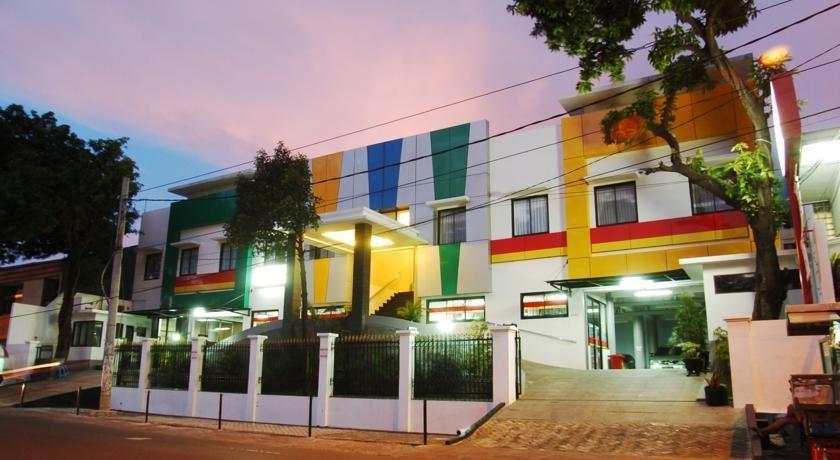 Sabda Guesthouse Jakarta - Tampilan Luar