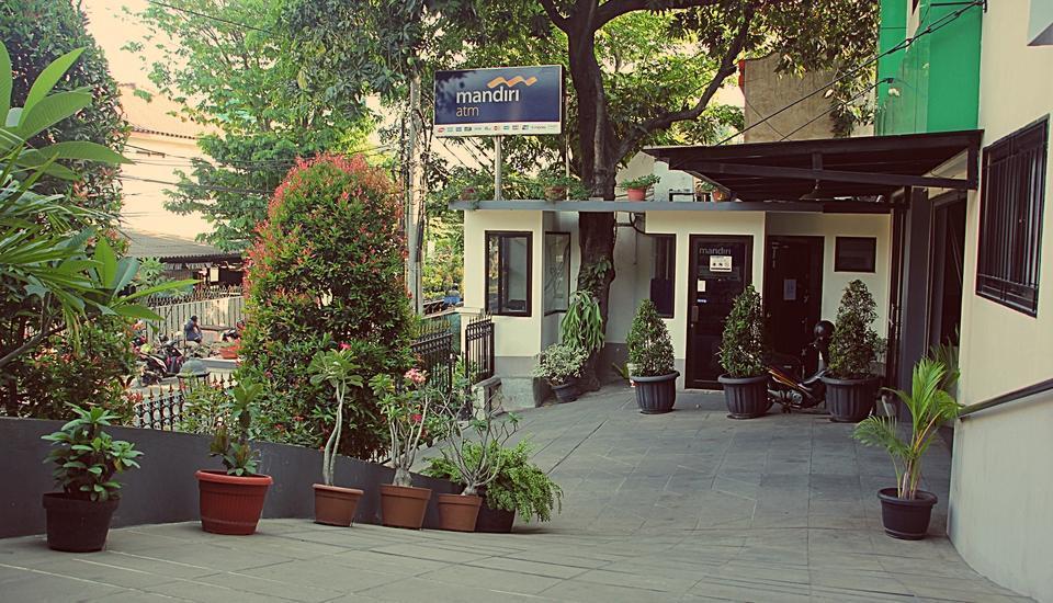 Sabda Guesthouse Jakarta - ATM