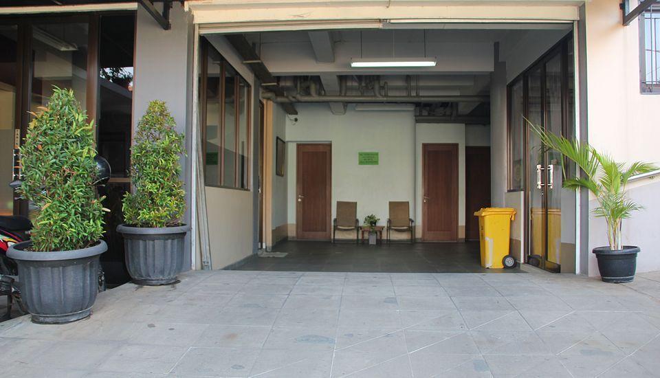 Sabda Guesthouse Jakarta - Exterior