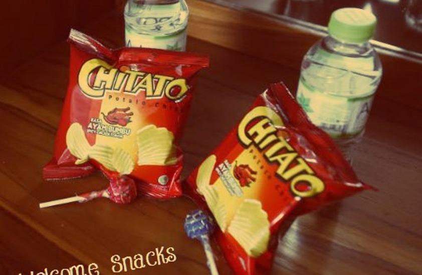 Sabda Guesthouse Jakarta - Snack