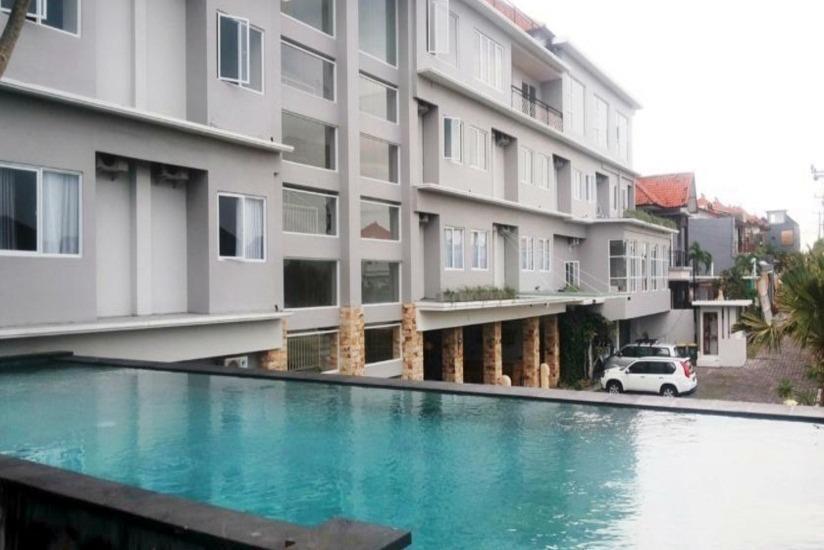 The Salak Hotel Bali - Kolam Renang
