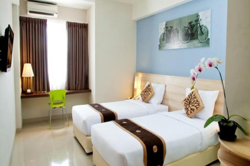 The Salak Hotel Bali - Mezzanine Room Only Basic Deal 35%