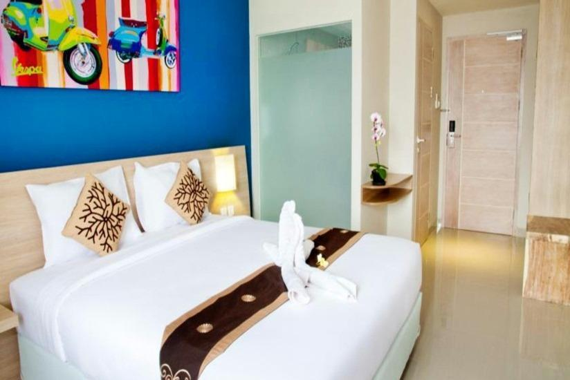 The Salak Hotel Bali - Suite One Bed Room with Breakfast Spesial untuk pemesan awal