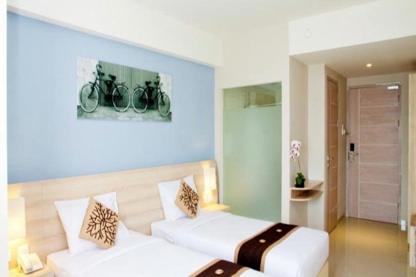 The Salak Hotel Bali - Kamar tamu