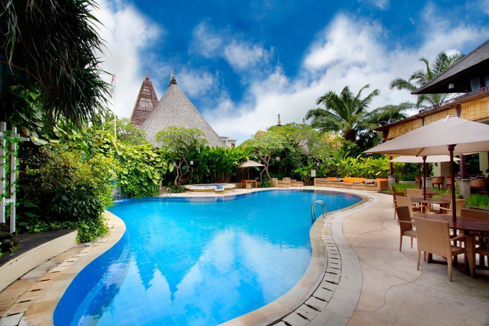 Ramayana Resort and Spa Bali - Kolam Sinta