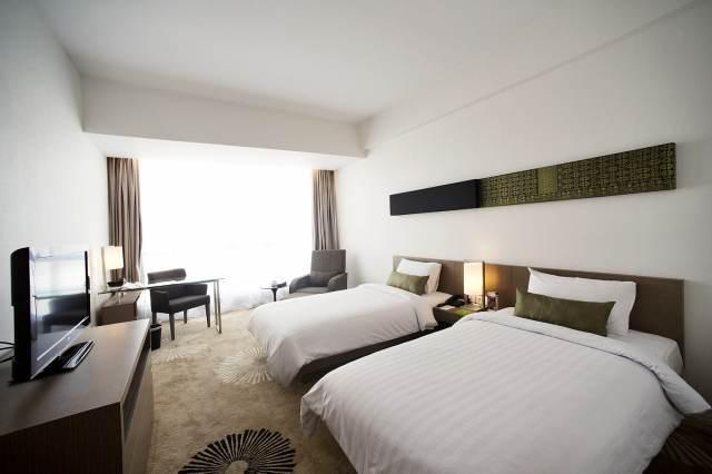 Hotel Premiere Pekanbaru - Superior Twin Regular Plan