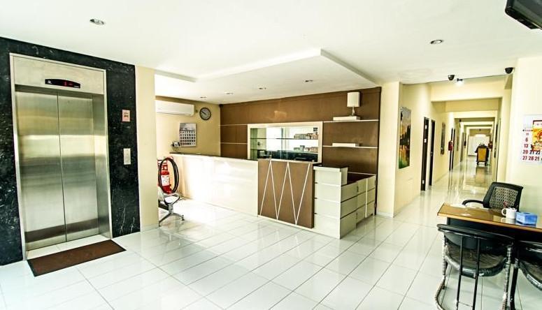 Grace Setia Hotel Surabaya - Interior