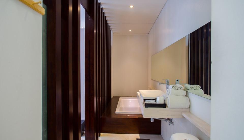 Asa Bali Luxury Villa Bali - Kamar Mandi 2 Bed Room Villa