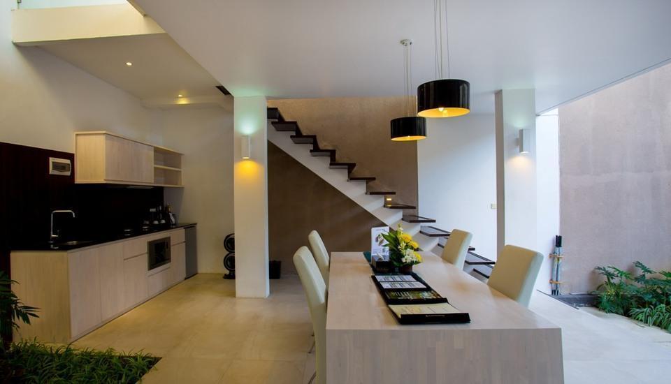 Asa Bali Luxury Villa Bali - Ruang Tamu 2 Bed Room Villa