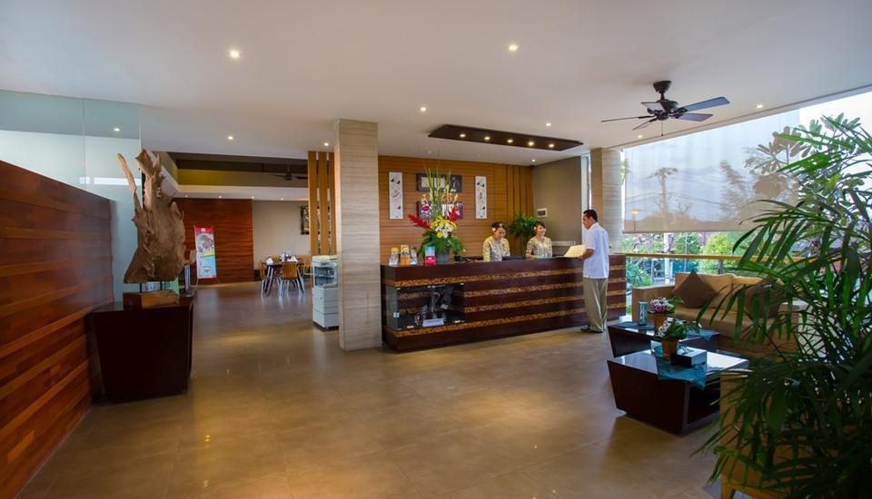 Asa Bali Luxury Villa Bali - Lobi