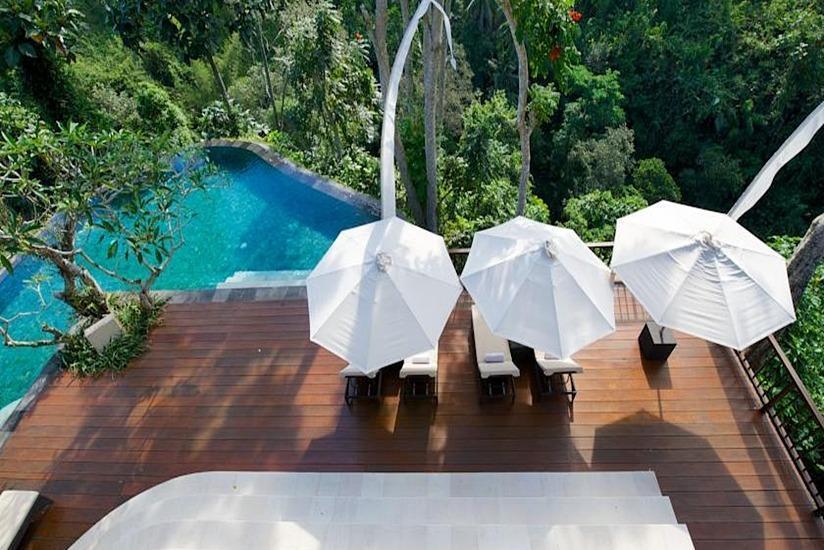 Natura Resort and Spa Bali - Kolam Renang