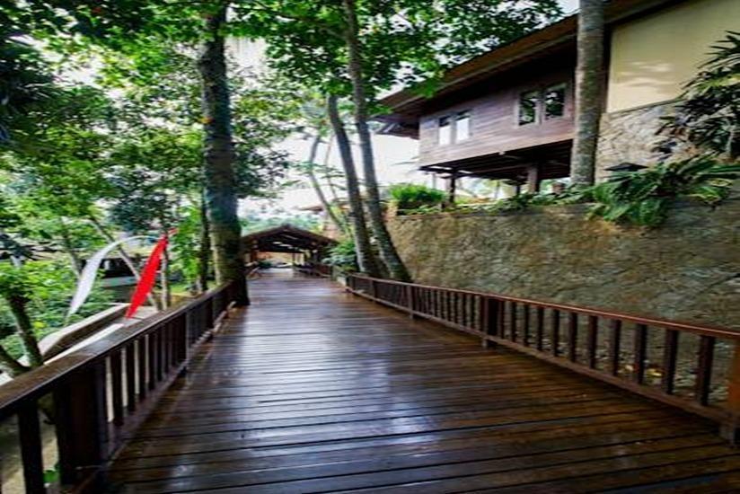 Natura Resort and Spa Bali - Pemandangan