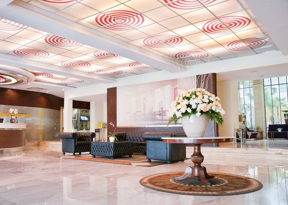 Hotel Savoy Homann