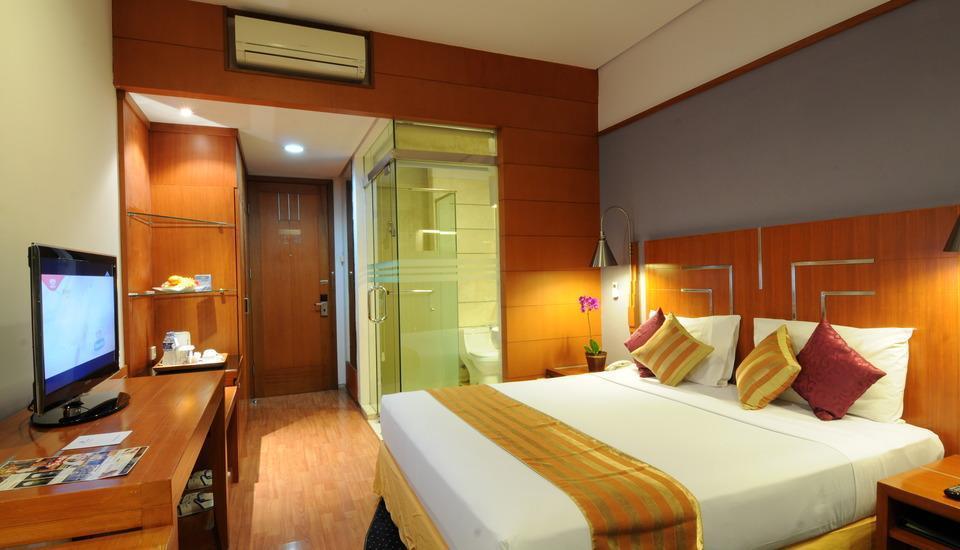 Savoy Homan Bandung - Deluxe Kingbed