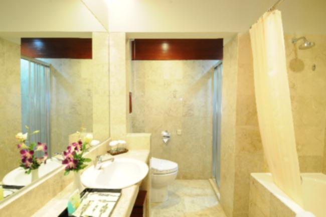 Savoy Homan Bandung - Kamar mandi