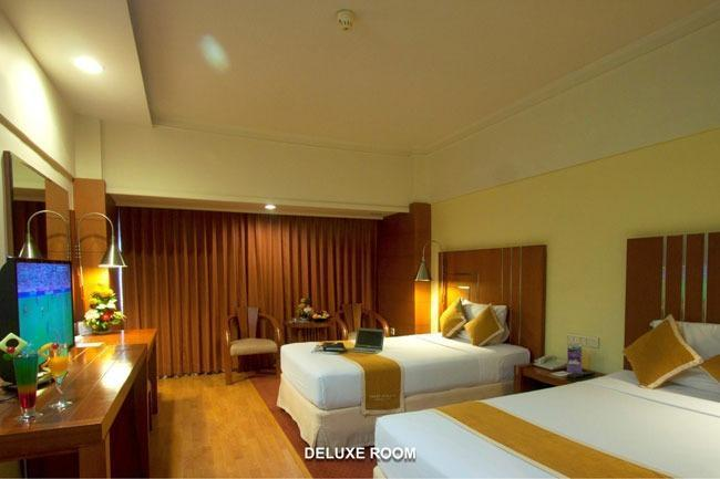 Savoy Homan Bandung - Deluxe Twinbed  ROOM ONLY Regular Plan