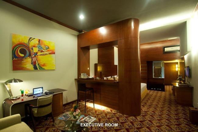 Hotel Savoy Homann Bandung - Executive Room Twin Bed Minimum Menginap 2 Malam