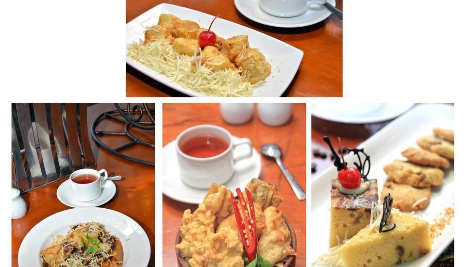Savoy Homan Bandung - Kopi