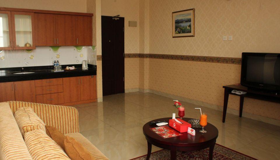 Citra Inn Hotel International & Restaurant Bekasi - President Suite Regular Plan