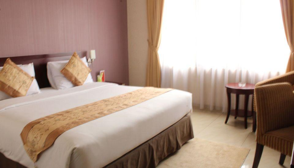 Citra Inn Hotel International & Restaurant Bekasi - Junior Suite Double Regular Plan