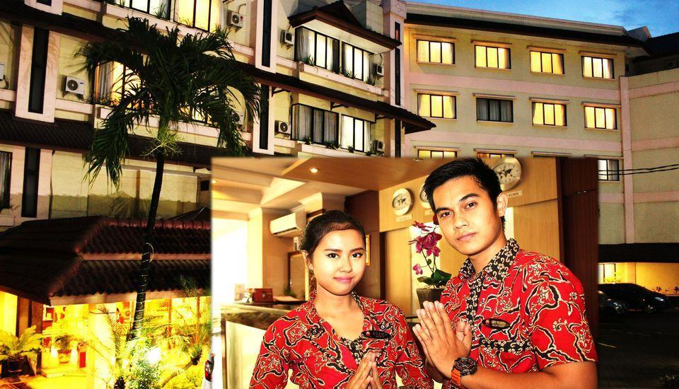Citra Inn Hotel International & Restaurant Bekasi - Utama